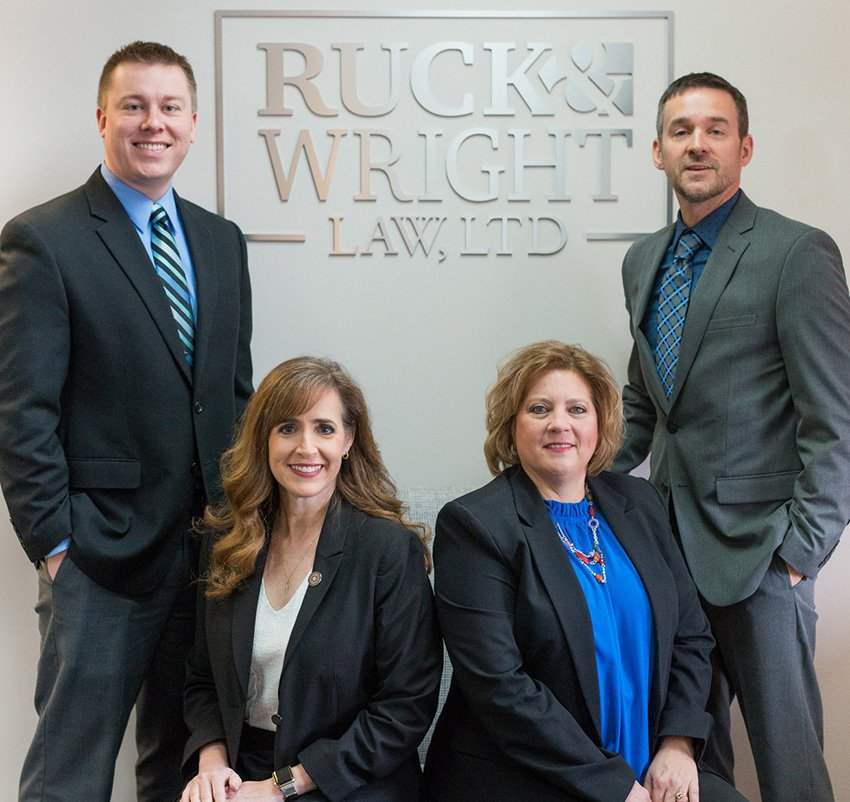 The Ruck & Wright Law team